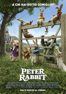 Peter Rabbit poster #1557786