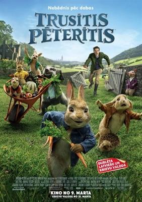 Peter Rabbit poster #1557788