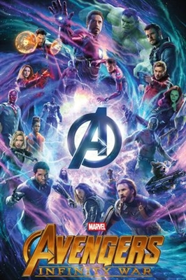 Avengers: Infinity War  poster #1557790