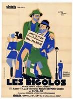 Les rigolos movie poster