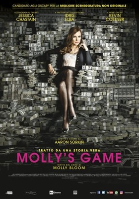 Molly's Game poster #1557957