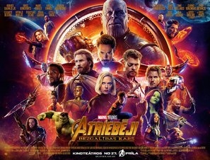 Avengers: Infinity War  poster #1558016