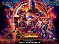 Avengers: Infinity War  #1558017 movie poster
