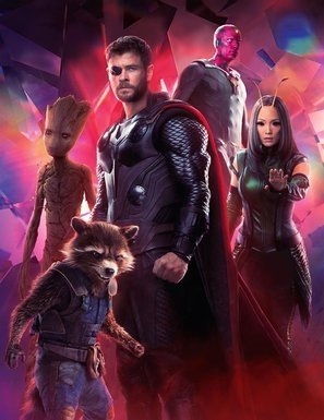 Avengers: Infinity War  poster #1558057