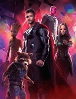 Avengers: Infinity War  #1558057 movie poster