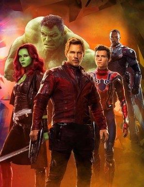 Avengers: Infinity War  poster #1558058