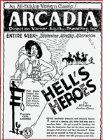Hell's Heroes movie poster