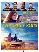 A 2 heures de Paris movie poster