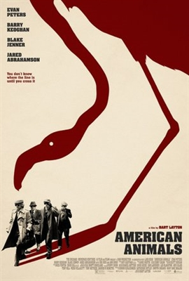 American Animals poster #1558186