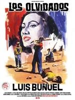 Los olvidados movie poster