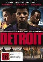 Detroit movie poster