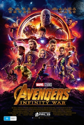 Avengers: Infinity War  poster #1559172