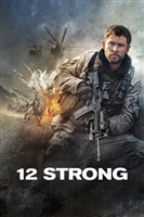12 Strong movie poster
