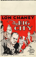The Big City movie poster