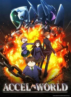 Accel World poster #1559557