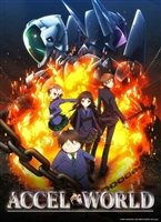 Accel World movie poster