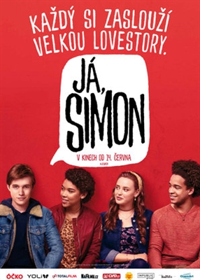 Love, Simon poster #1559581