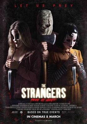 The Strangers: Prey at Night poster #1560023