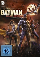Batman: Bad Blood  movie poster