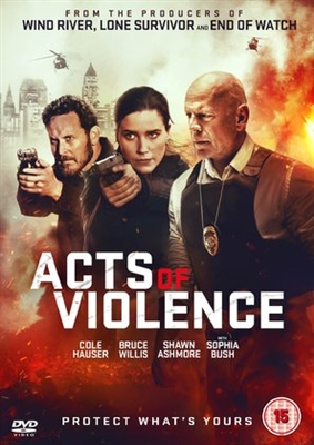 Acts of Violence poster #1560367