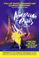 An American in Paris: The Musical movie poster