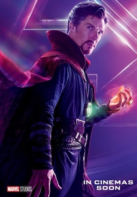 Avengers: Infinity War  poster #1560651