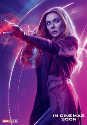 Avengers: Infinity War  poster #1560661