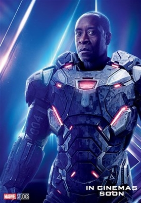 Avengers: Infinity War  poster #1560667