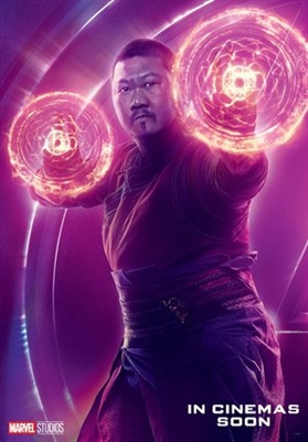 Avengers: Infinity War  poster #1560668