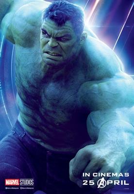 Avengers: Infinity War  poster #1560720