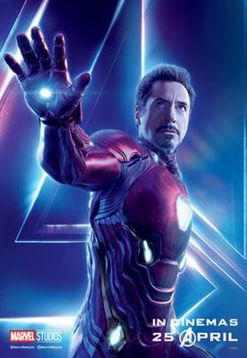 Avengers: Infinity War  poster #1560721