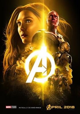 Avengers: Infinity War  poster #1560724