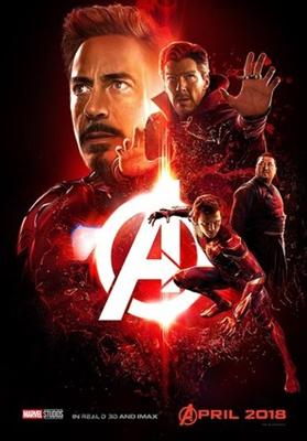 Avengers: Infinity War  poster #1560725