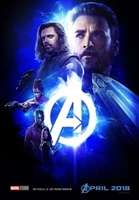 Avengers: Infinity War  #1560726 movie poster