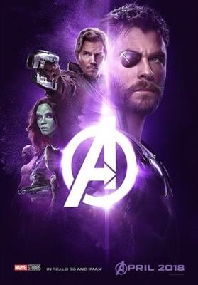 Avengers: Infinity War  poster #1560727
