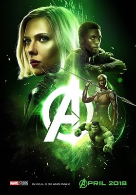 Avengers: Infinity War  poster #1560728