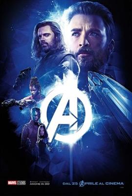 Avengers: Infinity War  poster #1560736
