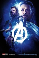 Avengers: Infinity War  #1560736 movie poster