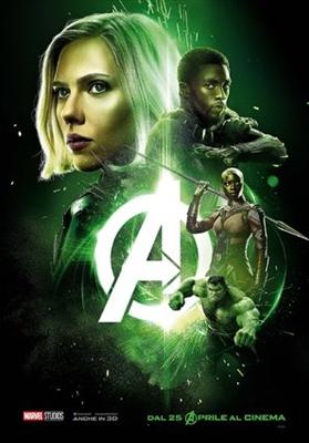 Avengers: Infinity War  poster #1560737