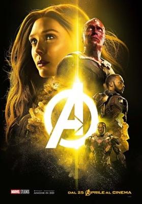 Avengers: Infinity War  poster #1560739