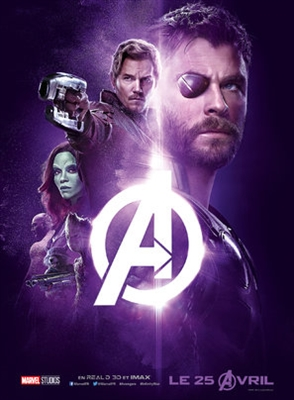 Avengers: Infinity War  poster #1560740
