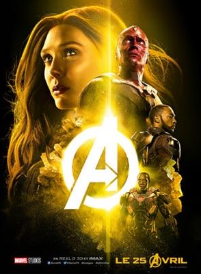 Avengers: Infinity War  poster #1560741