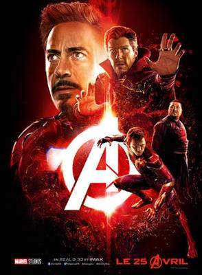 Avengers: Infinity War  poster #1560744