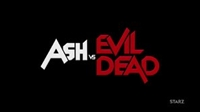 Ash vs Evil Dead movie poster