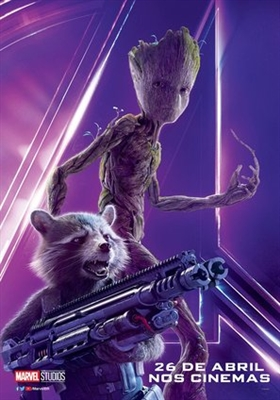 Avengers: Infinity War  poster #1560915