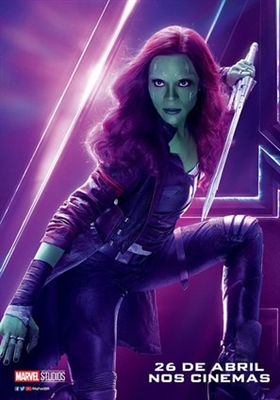 Avengers: Infinity War  poster #1560916
