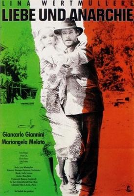 Film d'amore e d'anarchia, ovvero 'stamattina alle 10 in via dei Fiori nella nota casa di tolleranza...' poster #1561216