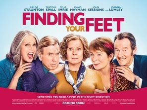 Finding Your Feet poster #1561505
