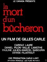 La mort d'un bûcheron movie poster