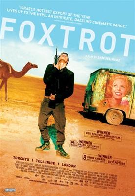 Foxtrot poster #1562523